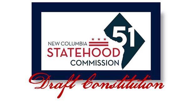 New Columbia Draft Constitution